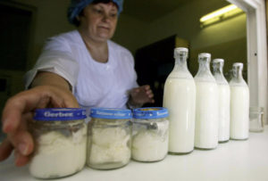 Детская молочная кухня в 2017 году: кому положена, что дают, оформление документов