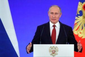 Владимир Путин рассказал о госпрограмме «Ипотека 6%», стартующей в 2018 году
