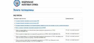 Реквизиты и стоимость госпошлины за выписку из ЕГРЮЛ в 2017 году