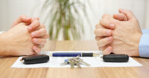 Раздел автомобиля при разводе супругов
