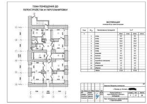 Что такое перепланировка жилой или нежилой площади и как она проводится
