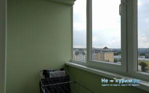 Можно ли по закону курить на балконе своей квартиры