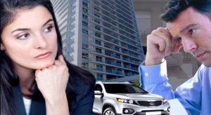 Как делится при разводе квартира если собственник муж
