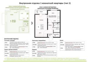 Планировка квартир по программе реновации 2018 - в новых домах, в Москве, пятиэтажек