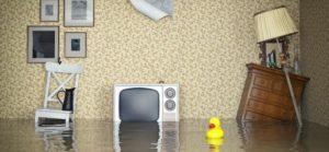 Затопило квартиру - что делать в подобном случае