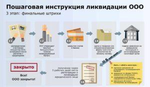 Ликвидация ИП с долгами: пошаговая инструкция, документы, процедура