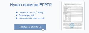 Выписка из ЕГРП: сколько делается, как заказать, госпошлина. Выписка из ЕГРП онлайн :