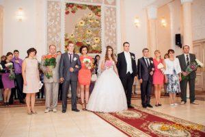 Сколько стоит торжественная регистрация брака в ЗАГСе