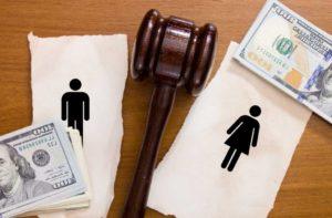 Как происходит при разводе раздел имущества в том числе машины