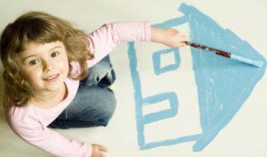 Можно ли прописать несовершеннолетнего ребенка без родителей в квартиру