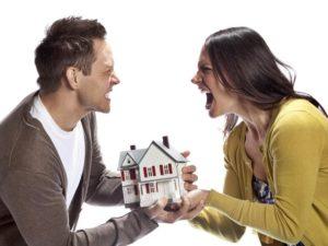 Раздел квартиры при разводе или после: ситуации правила и способы