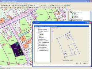 Кадастровый план участка – документальная фиксация информации об участке