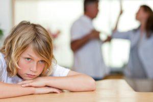 Как развестись с мужем, если есть несовершеннолетние дети