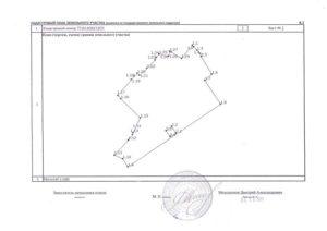 Что такое кадастровый план земельного участка и как его получить