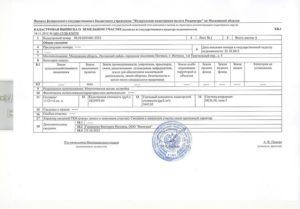 Бесплатное оформление кадастровой выписки на земельный участок онлайн