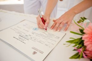 Стоимость подачи заявления и росписи в ЗАГСе