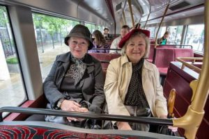 Бесплатный проезд для пенсионеров в Московской области