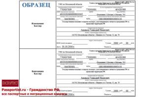Документы для замены паспорта в случае порчи